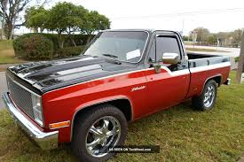 1983 Chevy Chevrolet Pick Up Pickup C10 Silverado V / 8 Show Truck 1983 Chevrolet C10 Pickup T205 Dallas 2016 Silverado For Sale Classiccarscom Cc1155200 Automobil Bildideen Used Car 1500 Costa Rica Military Trucks From The Dodge Wc To Gm Lssv Photo Image Gallery Shortbed Diesel K10 Truck Swb Low Mileage Video 1 Youtube Show Frame Up Pro Build 4x4 With Streetside Classics The Nations Trusted Pl4y4_fly Classic Regular Cab Specs For Autabuycom