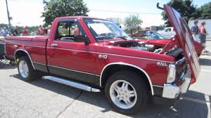 100 Chevy S10 Pickup Truck 1984 YouTube