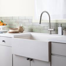 Soapstone Laundry Sink Ebay by White Apron Sink Alfi Brand Ab538 32inch Smooth Double Bowl