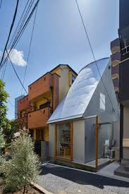 100 Small House Japan Takeshi Hosaka Designs Tiny House In Tokyo With Funnellike