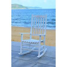 Safavieh Shasta White Wash Wood Outdoor Rocking Chair Rocking Chairs Online Sale Shop Island Sunrise Rocker Chair On Sling Recliner By Blue Ridge Trex Outdoor Fniture Recycled Plastic Yacht Club Hampton Bay Cambridge Brown Wicker Beautiful Cushions Fibi Ltd Home Ideas Costway Set Of 2 Wood Porch Indoor Patio Black Allweather Ringrocker K086bu Durable Bule Childs Wooden Chairporch Or Suitable For 48 Years Old Bradley Slat Solid In Southampton Hampshire Gumtree