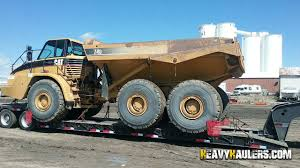 100 Largest Dump Truck Articulated Transport Services Heavy Haulers
