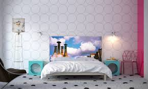 Girls Bedroom Wall Decor by Bedroom Bedroom Wall Decoration Ideas Using Simple Modern With