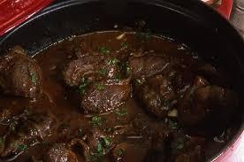 cuisiner le sanglier au four daube de sanglier