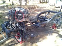 Willys Jeep Chassis And Engine | Junk Mail