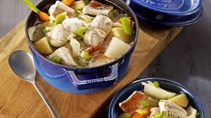 veritable pot au feu recette pot au feu de poissons cuisiner baudroie lotte recette