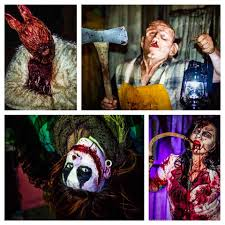 Haunted Attractions In Nj And Pa by Bloodshed Farms Fear Fest Frightfind