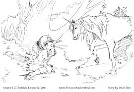 Realistic Unicorn Coloring Pages Download And Print For Free In Unbelievable