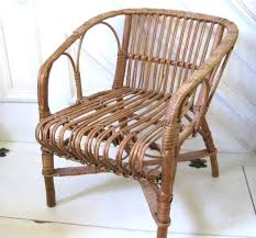 Vintage Rattan Furniture Image Of Chairs Model For Sale