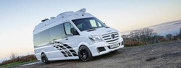 Manufacturers Of Luxury Motorhomes For Sport And Leisure Be It A Panel Van Conversion Or Bespoke Race Truck Discover The Ultimate Sporthome Today