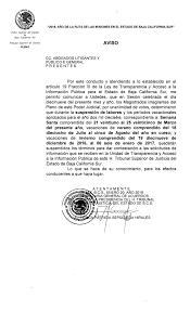 BOLETÍN JUDICIAL DEL ESTADO DE BAJA CALIFORNIA ÓRGANO DE DIFUSIÓN