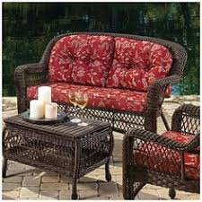 Wilson And Fisher Patio Furniture Cover by Spray Painted Wicker Furniture My Creations Pinterest Spray