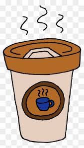 Paper Coffee Cup Clipart Transparent PNG Images Free