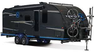 100 Custom Travel Trailers For Sale Sonic X RV Trailer Is A Fully Sustainable Carbon Fiber Camper
