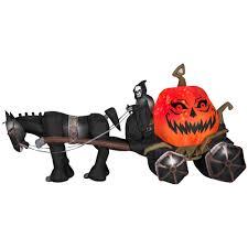 Gemmy Inflatable Halloween Tree by Gemmy Halloween Inflatables Outdoor Halloween Decorations