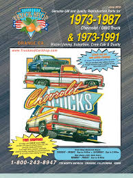 73-87 Chevy Truck 09 Web | United Parcel Service | Brake Los Angeles Ca Cousins Maine Lobster Best 25 1954 Chevy Truck Ideas On Pinterest 54 4759 Chevy Truck Carburetor Door 29 Best Our Images C10 Trucks Chevrolet Itasca Spirit Rv Repair Interior Remodeling Shop 1967 The Worlds Faest Redhead Hot Rod Network Ocrv Orange County And Collision Center Body 67 72 Simpson Of Garden Grove Is A Cs 58 Web By Car Issuu Winnebago Adventurer Racks Americoat Powder Coating Manufacturing Ca For