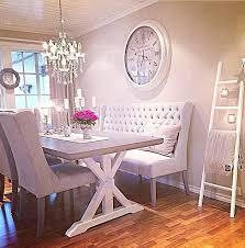 Beautiful Settee Dining Room 22