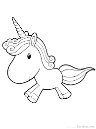 Free Unicorn Coloring Pages Flying Color Realistic Printable
