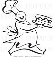 1024x1044 Bakery clipart black and white