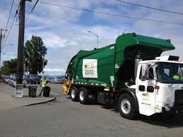 100 Waste Management Garbage Truck Trash Trucks Rolling In Seattle Drivers Approve Contract KNKX