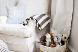 Safari Inspired Nursery With Gender Neutral Decor And Animal Accents