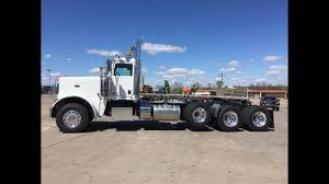 100 Tri Axle Heavy Haul Trucks For Sale 2017 Peterbilt 389 Day Cab 550hp 18