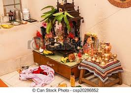 Traditional South Indian Home Decor