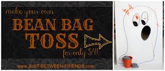 Make It Yourself Bean Bag Toss 4