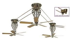 Belt Driven Ceiling Fan Diy by Superb Coolest Ceiling Fans Spicytec