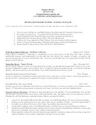 Revenue Manager Resume General Samples Sample Restaurant Assistant Assurance