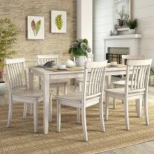 Weston Home Lexington 7 Piece 60 Inch Dining Table Set