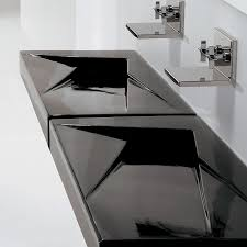 Drop In Bathroom Sink Bowls by Kitchen Vanity Sink With Undermount Basin Also Square Lavatory