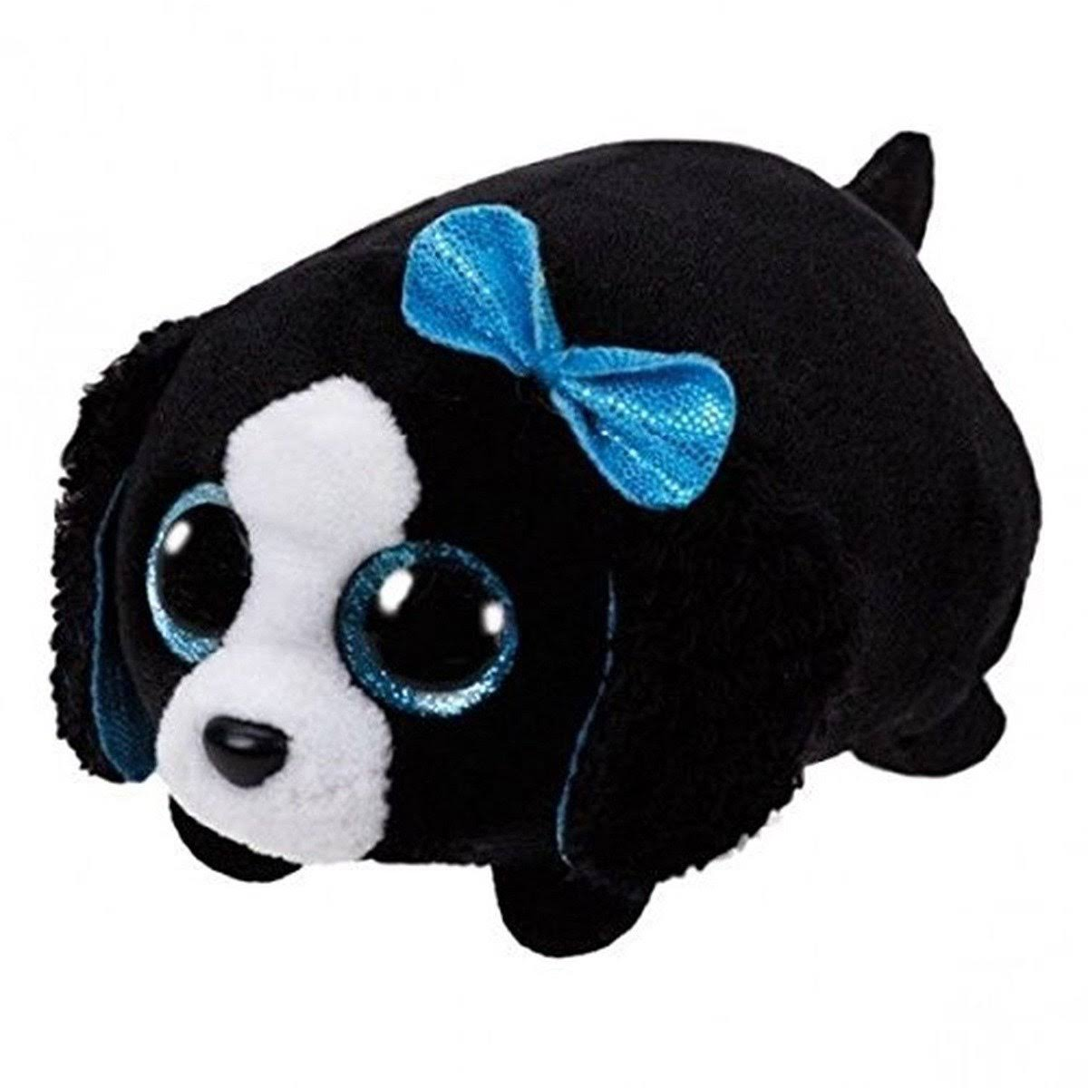 Ty Marci The Black Dog Teeny Tys Plush