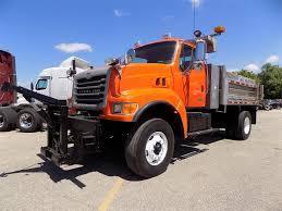Class 7 Class 8 Heavy Duty Dump Trucks For Sale