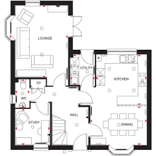 4 Bed Detached House For Sale In