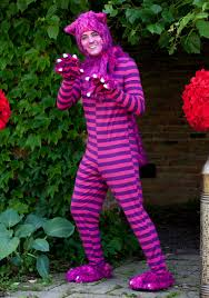 cheshire cat costumes deluxe cheshire cat costume for adults