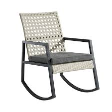 Modern Outdoor Patio Rattan Rocking Chair - Light Grey/Grey Danish Modern Rocking Chair Light Grey Upholstery For Inspiring Design Ideas On The Balcony Stock Image Of Background Bluegreenpainted Porch Sale Number 3023t Christopher Knight Home 301988 Bethany Mid Century Fabric Walnut Katell Vida Living Carla Chairlight Wildridge Heritage Double Traditional Rocker Cult Stanley In Dark Erland Gray Durogreen Classic Durogreen Outdoor
