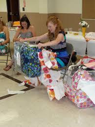 Vera Bradley Bedding Comforters by My Very Vera Bridal Shower Pretty In Paisley Allison Ewing
