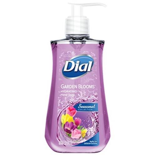 Dial Seasonal Collection Hand Soap, with Moisturizer, Antibacterial, Spiced Apple & Pear - 7.5 fl oz