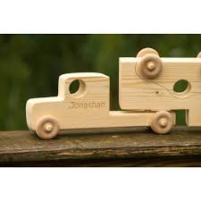 Wooden Toy Car With Semi Truck - Personalized - Handmade Montessori ... Promotional High Detail Semi Truck Stress Toys With Custom Logo For Wyatts Farm Trailers 164 Chevy Trucks Top Deals Lowest Price Supofferscom Toy Freightliner For Fun A Dealer Buy Hot Wheels 2016 Pop Culture Nestle Crunch Convoy Rosewood Plaque Trophies Cporate Awards Tonka 1960s Allied Orange Tractor 21954222 Encode Clipart To Base64 Extreme Best Resource Ertl Custom Farm Toy Cenex Ruby Fuel Truck Diesel Gas S Scale