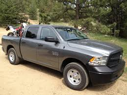 100 Ram Trucks 2013 Review 1500 ST Crew Works Hard Plays Hard The