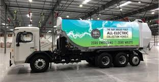 Silicon Valley Community Gets Electric Garbage Truck | WardsAuto