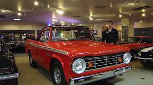 100 67 Dodge Truck 19 D100 Sweptline For Sale YouTube