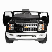 Rollplay 6V Kids Electric Battery Powered Ride On Toy Car Chevy ... Chevy Silverado 2500hd Vs Ford F250 Truck Comparison 2016 12v Battery Power Rideon 2 Child Seat Toy W Greenlight Allterrain Series 2015 Chevrolet 1500 City Cruiser Newray Toys Ca Inc Proline Flotek Body Clear Pro336500 Motormax 2017 Lt Z71 Crew Cab Pickup Obral Matchbox 2014 Diecast Obralco Rollplay Police Powered Riding Kelebihan Dan Harga For Alaide Australia July 05 2016an Isolated Shot Of A Just Trucks 124 W14 Primer Black