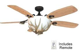 Menards Ceiling Fans With Lights by Ceiling Fan Ceiling Fan With Deer Antlers Marvellous Antler