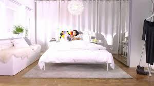 schlafzimmer raumteiler vorhang caseconrad
