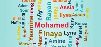 prenom musulman garcon moderne prénoms arabes et leur signification le chant des voyelles