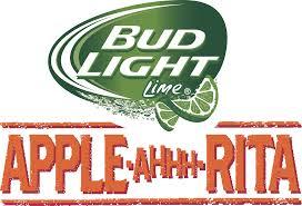 Bud Light Apple ahhh Rita