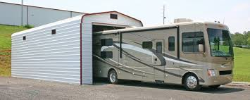 Buy RV Metal Carports To Protect Your Mobile Home