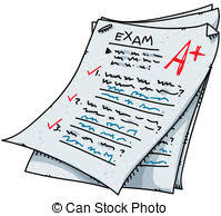 Exam Illustrations and Clipart 44 351 Exam royalty free